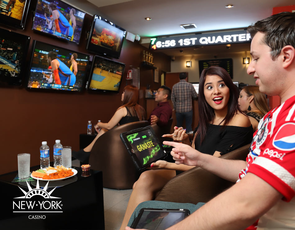 Sportsbook de New York Casino